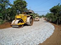 Công ty cổ phần Masan PQ Phú Quốc làm đường giao thông nông thôn