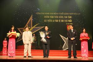 """Công ty Cổ phần Thực phẩm Masan được trao Giải vàng """"Thương hiệu An toàn vệ sinh thực phẩm"""""""