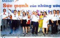 Lễ kỷ niệm 12 năm thành lập Masan